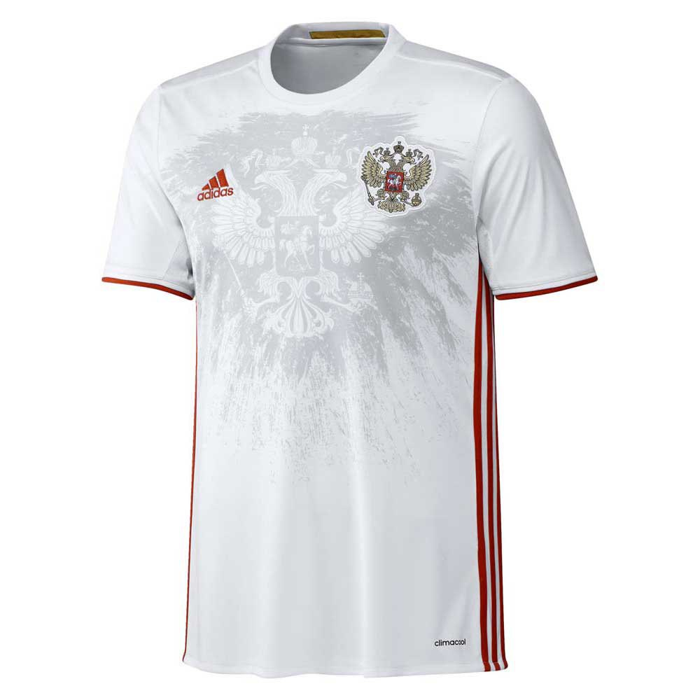 adidas T Shirt Russia Away buy and offers on Goalinn 9dc867ce48f4e