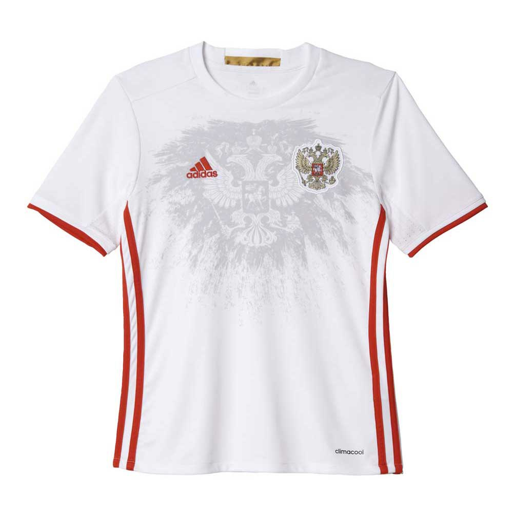 adidas T Shirt Russia Away Junior