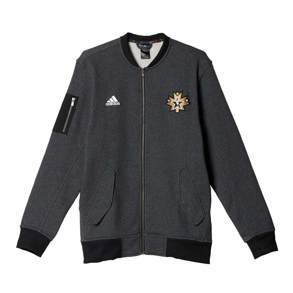 adidas All Star Full Zip Warmup Jacket