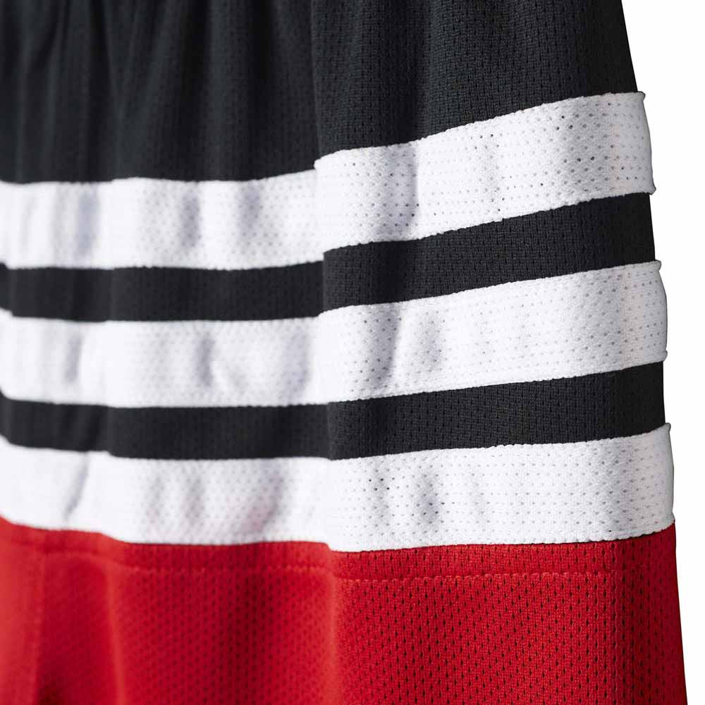 Adidas Chicago Bulls Summer Run Reversible Short Junior