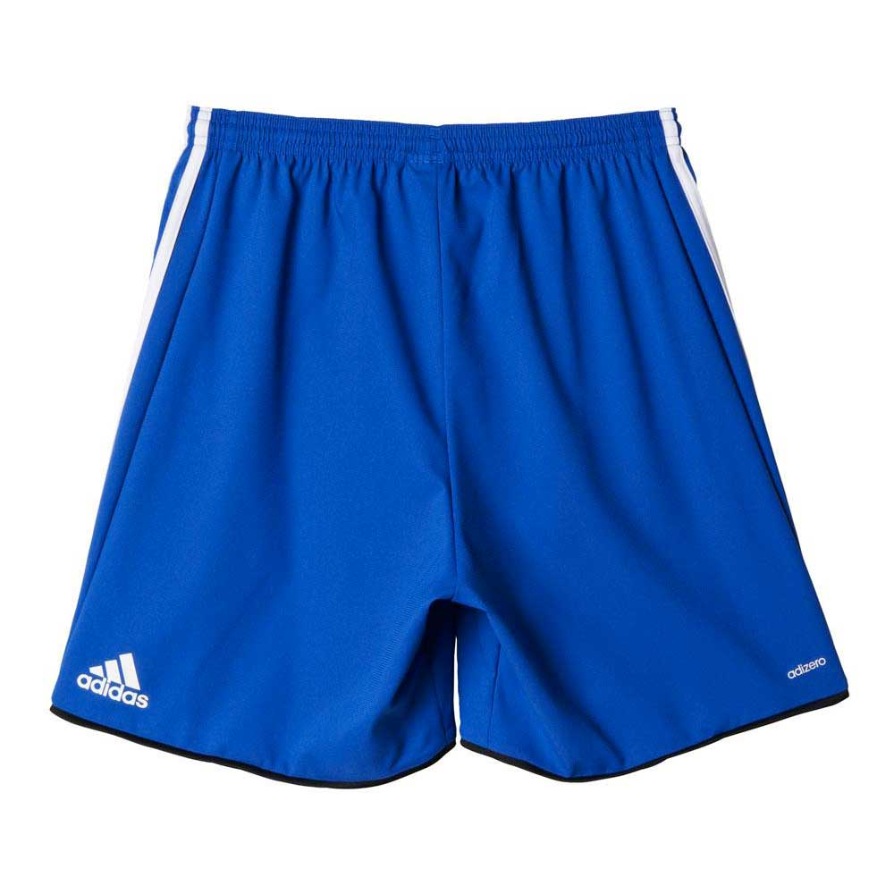 adidas Condivo 16 Short Blue buy and offers on Goalinn f3082bda0f6f