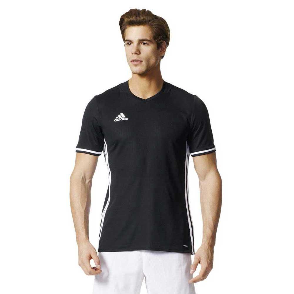 adidas Condivo 16 Jersey Short Sleeve T-Shirt Black, Goalinn
