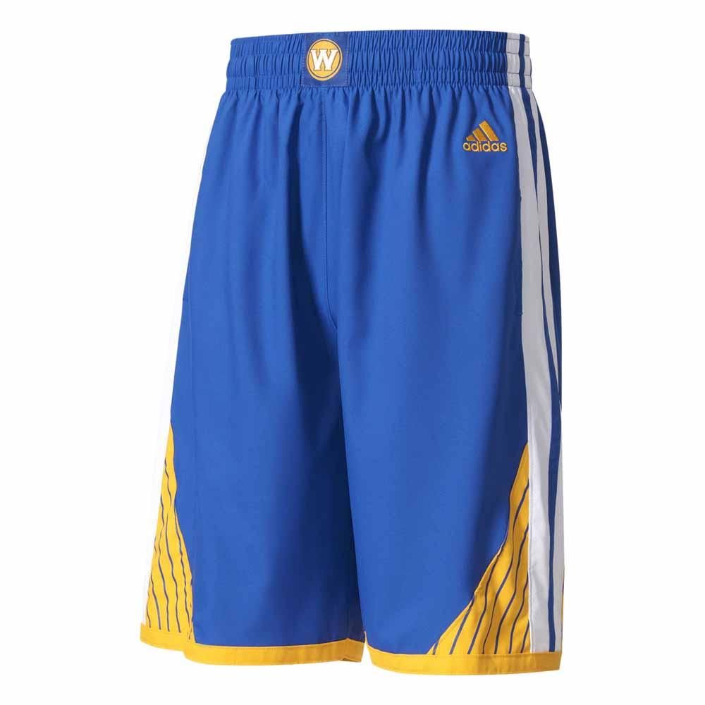 adidas Warriors Woven Team Short