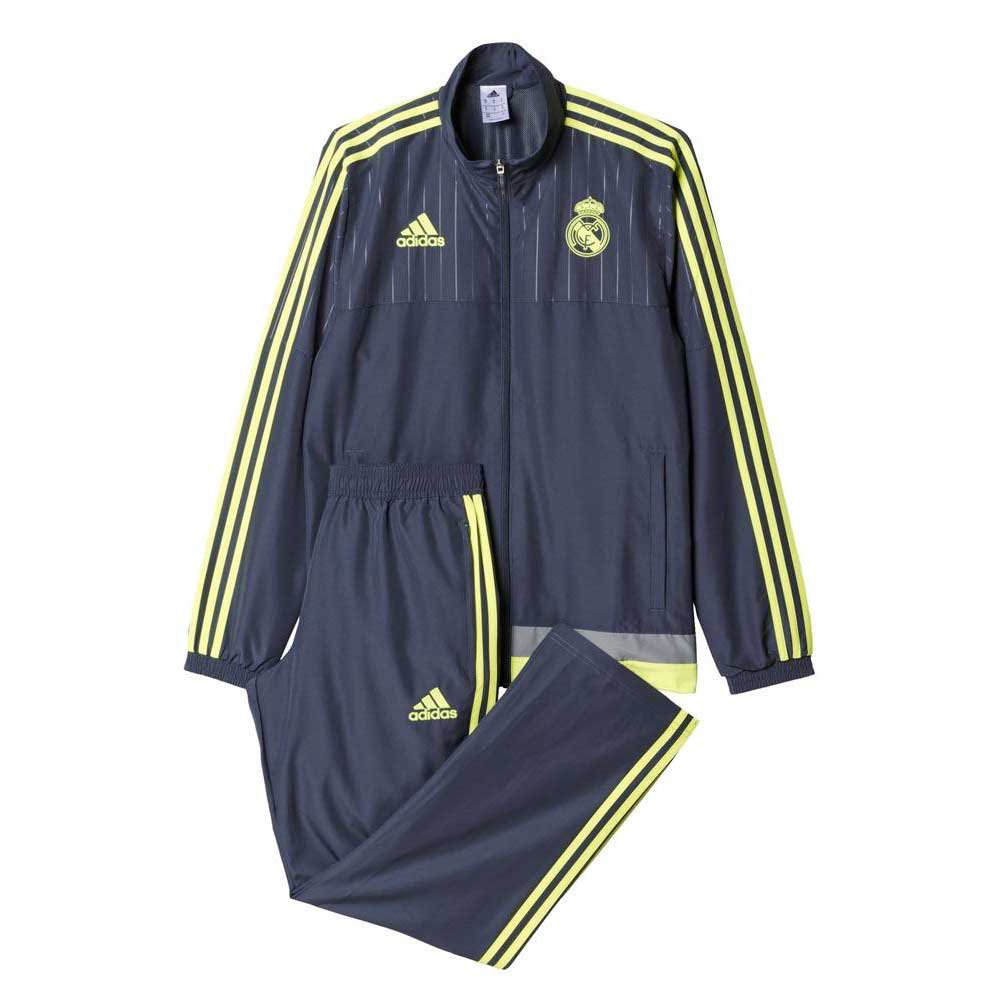 adidas Real Madrid Pres Suit