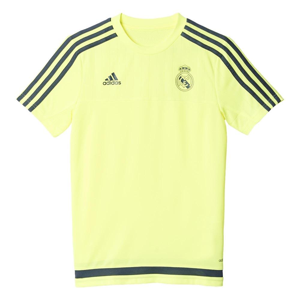 adidas t shirt real madrid training junior acheter et offres sur goalinn. Black Bedroom Furniture Sets. Home Design Ideas