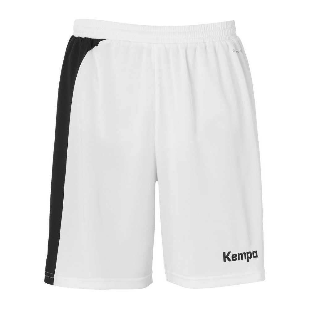 8191971375 Kempa Peak Pantalones Cortos Junior Blanco