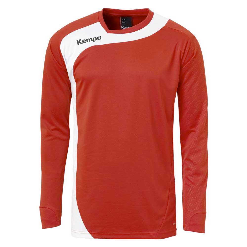 8924e930f6 Kempa Peak Longsleeve Red buy and offers on Goalinn