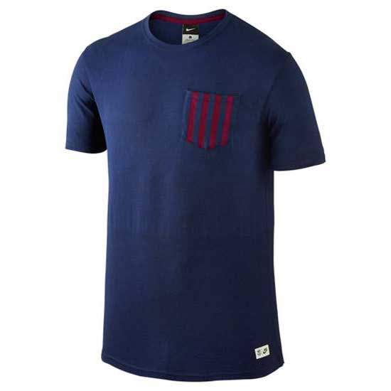 Nike T Shirt FC Barcelona Authentic Sideline