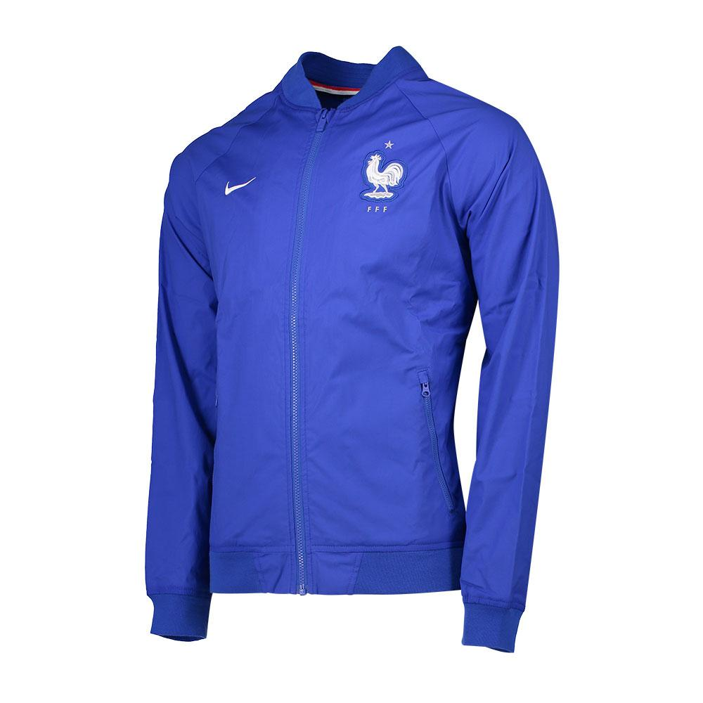 Nike France Authentic Varsity 16/17