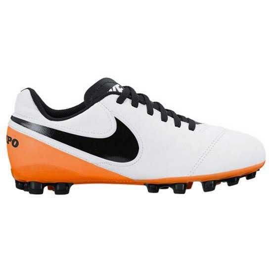 half off c36de d2af1 Nike Tiempo Legend VI AG White buy and offers on Goalinn