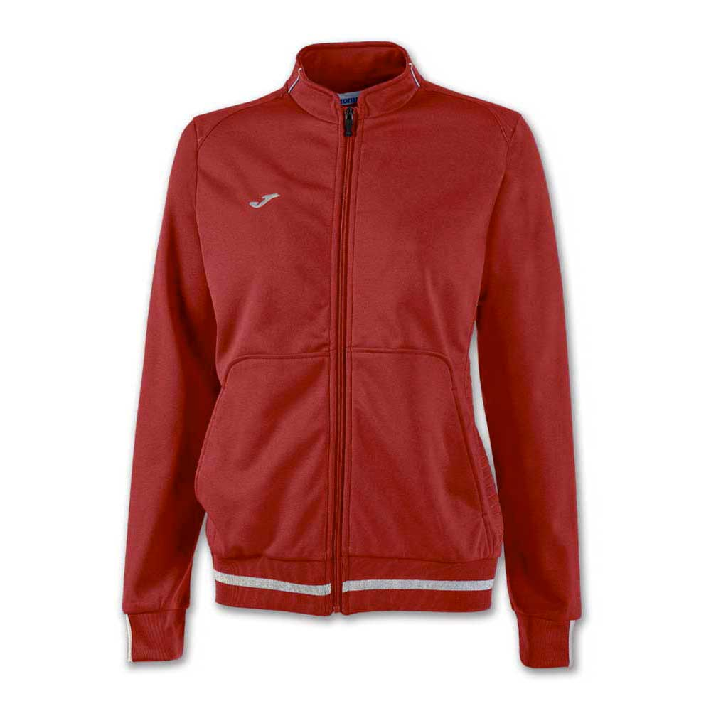 87444e010a Joma Campus Il Jacket Red buy and offers on Goalinn