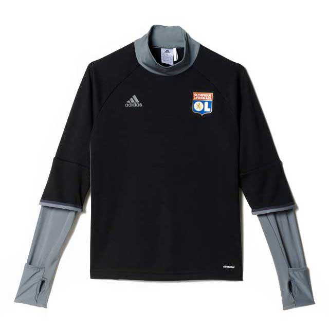 adidas Olympique Lyon Training Top Junior