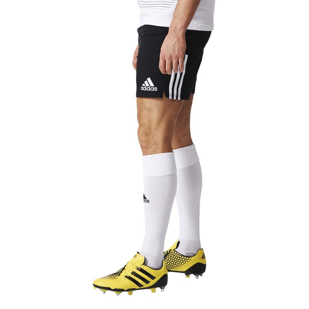 c7f5baca69b2 Rugby Goalinn Kurze Stripes 3 Hosen Adidas Classic Schwarz qRwp11