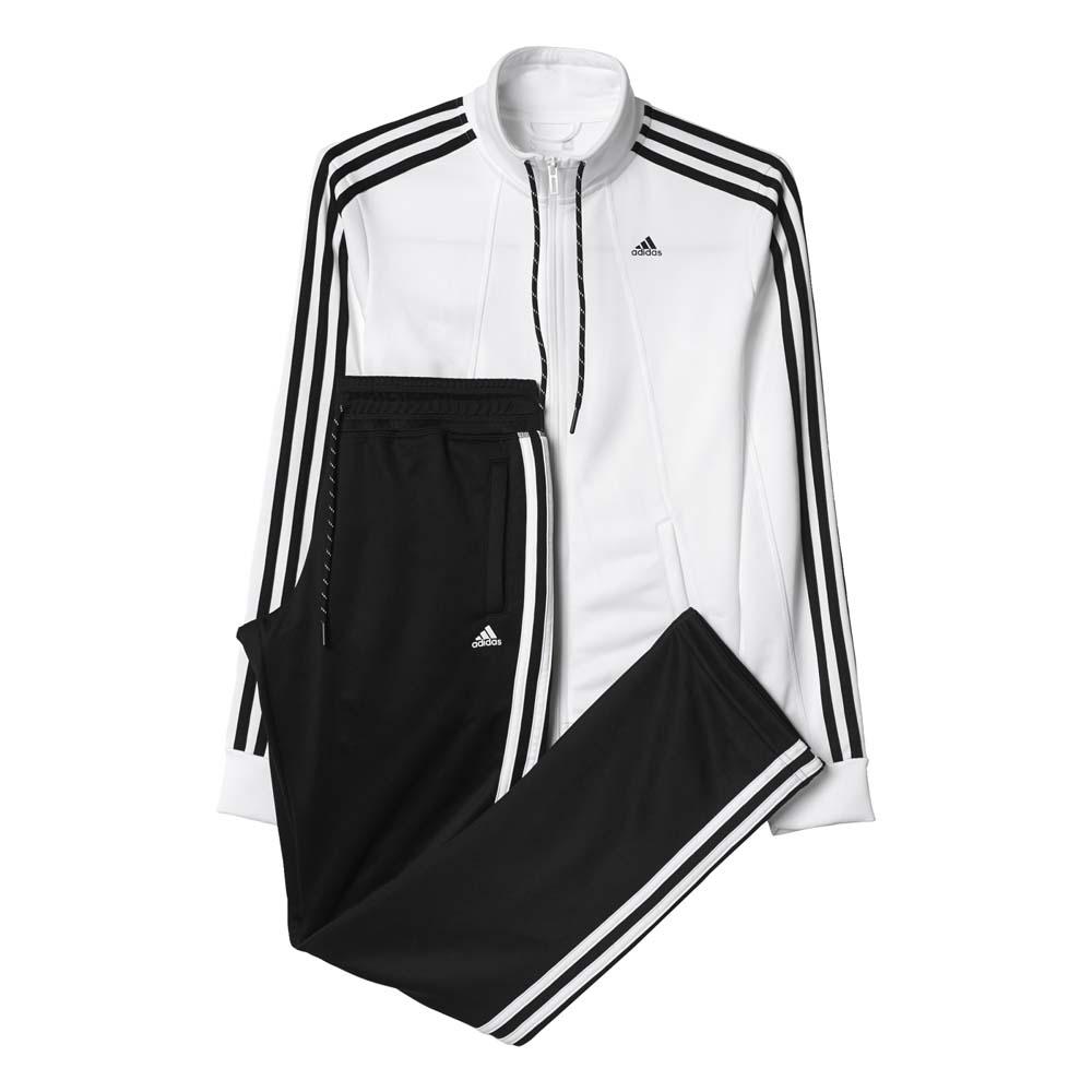 9a1c4efd Essential 3 Stripes Tracksuit, Goalinn Спортивные костюмы