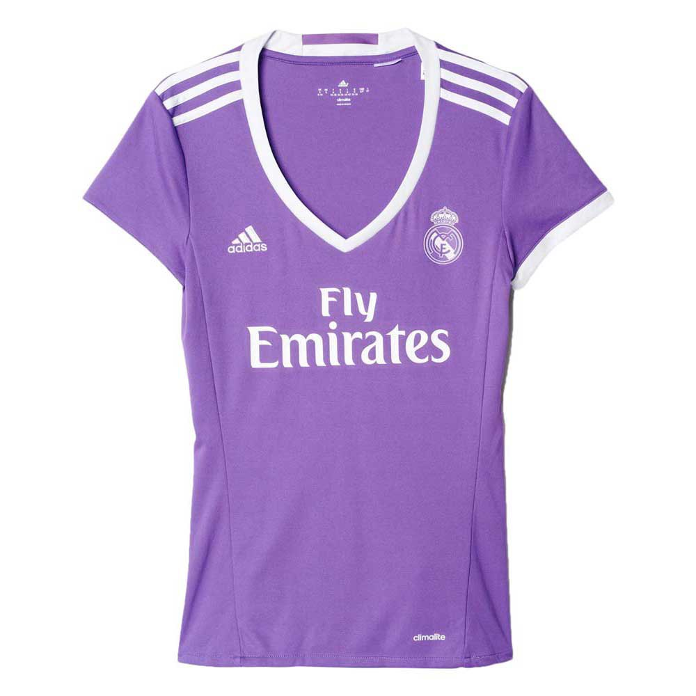 adidas Real Madrid Away Jersey Woman