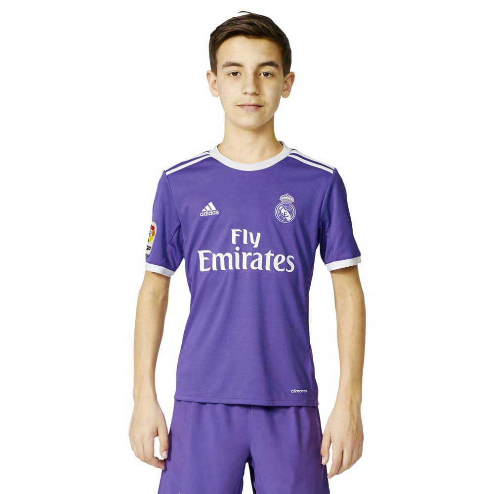 f738516ca adidas Real Madrid Away 16/17 Junior Purple, Goalinn