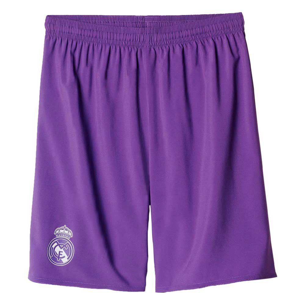 adidas Real Madrid Away Short Junior