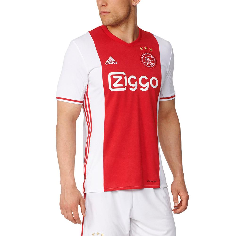 adidas Ajax Home Replica Player Jersey