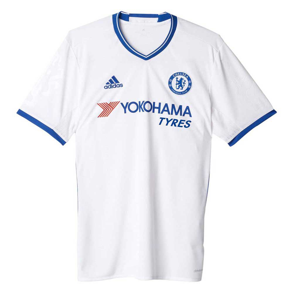 adidas Chelsea FC Third 16/17 White buy and offers on Goalinn