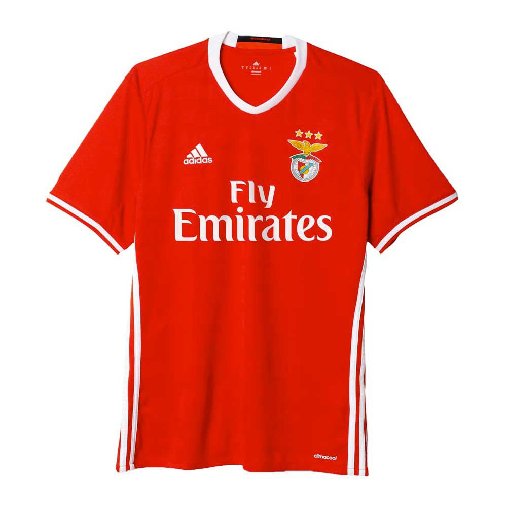 adidas SL Benfica Home Replica Player Jersey