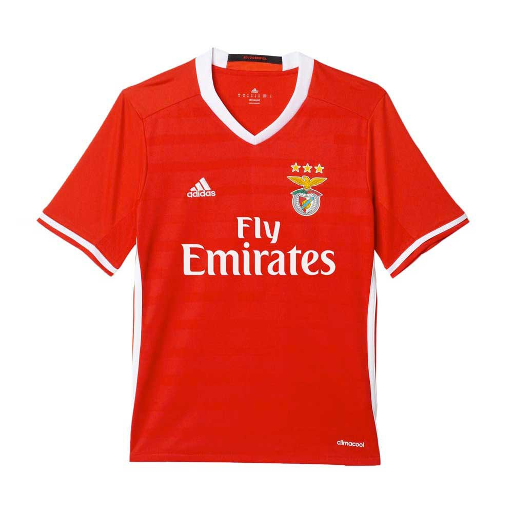 adidas SL Benfica Home Replica Player Jersey Junior