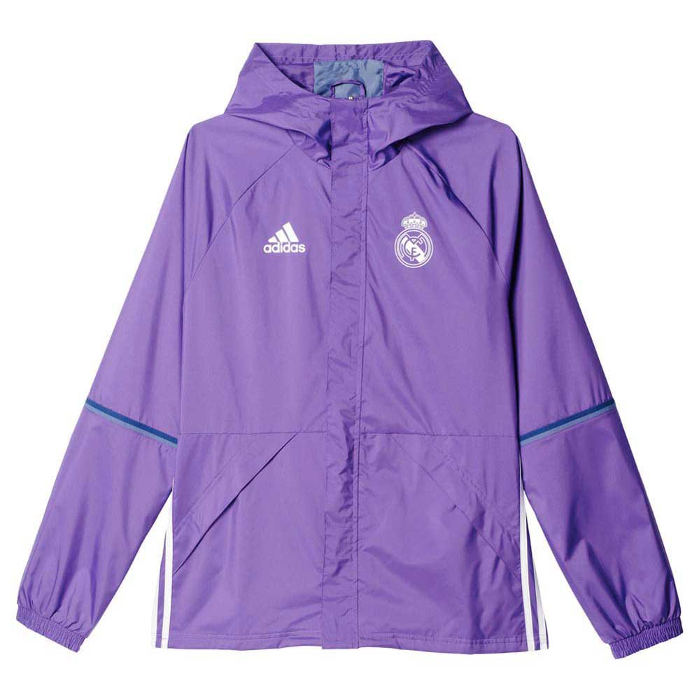 adidas Real Madrid All W Jacket