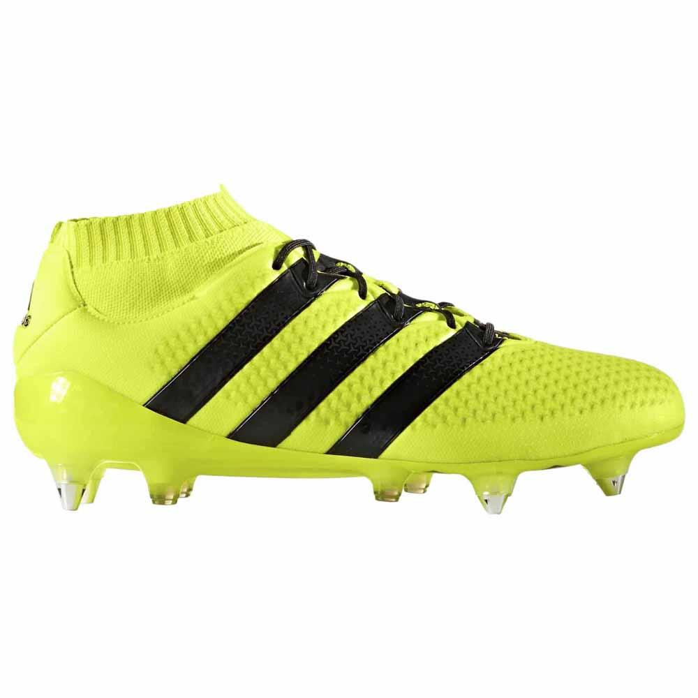4ed3234809e9 adidas Ace 16.1 PrimeKnit SG Yellow buy and offers on Goalinn