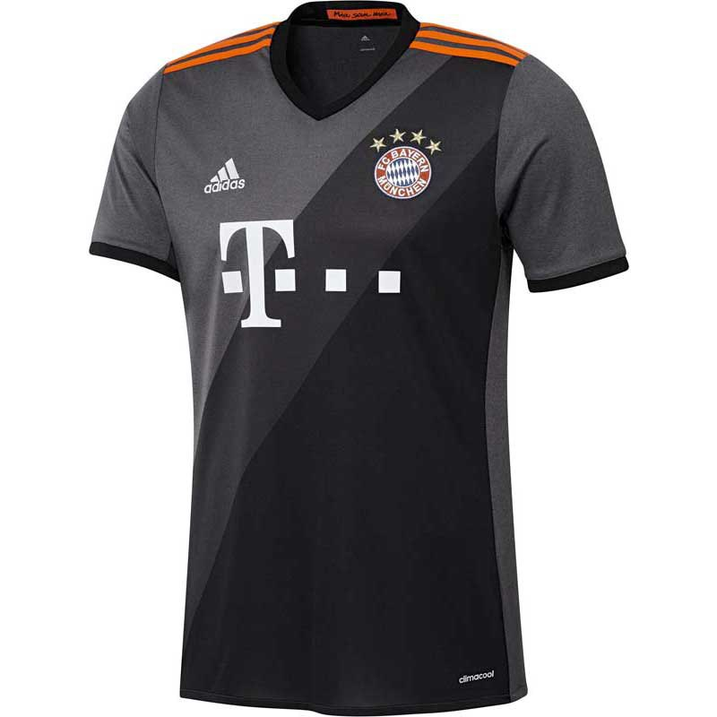 adidas FC Bayern Munchen Away Replica Player Jersey