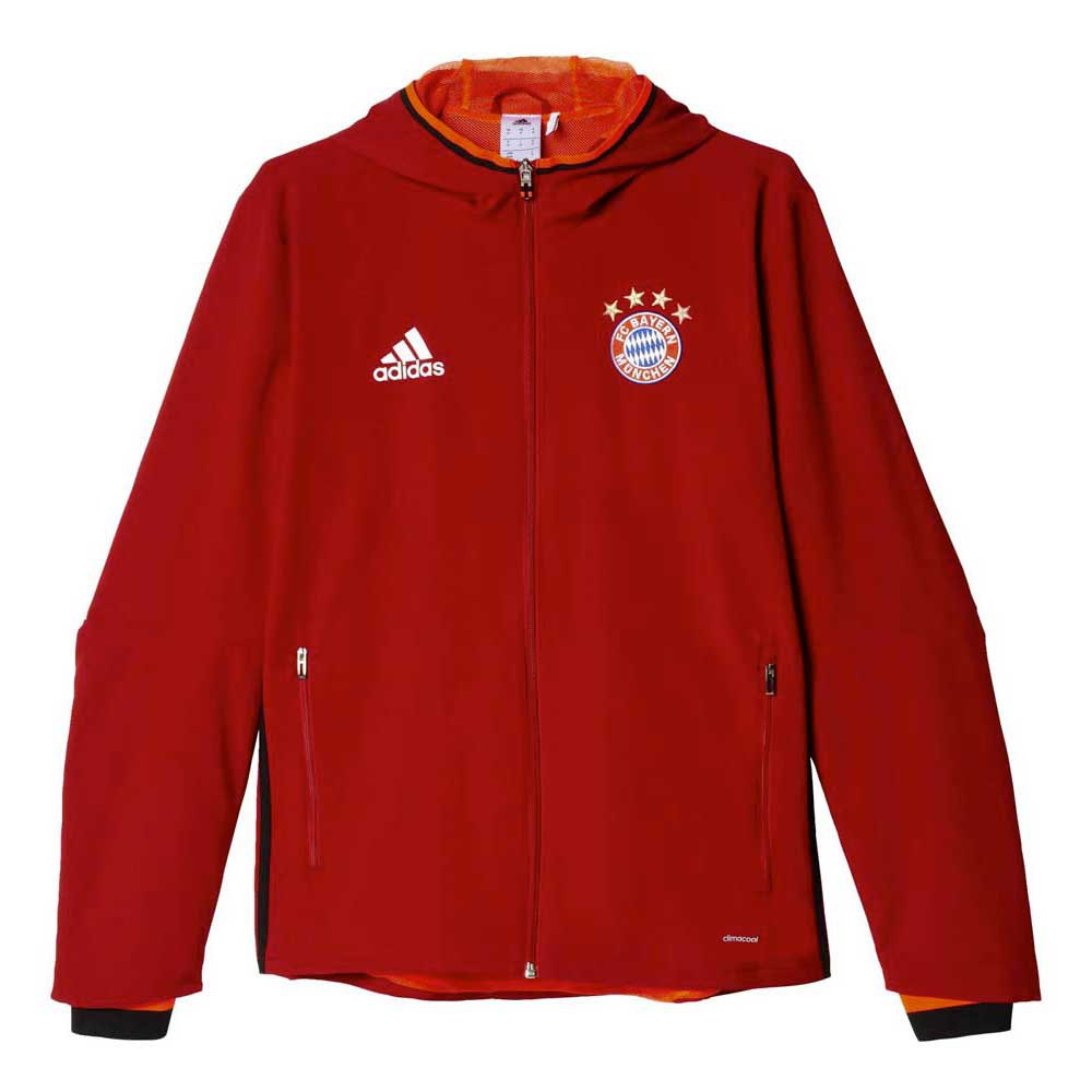 adidas FC Bayern Munchen Pres Jacket buy and offers on Goalinn c2e7bee6ad83b