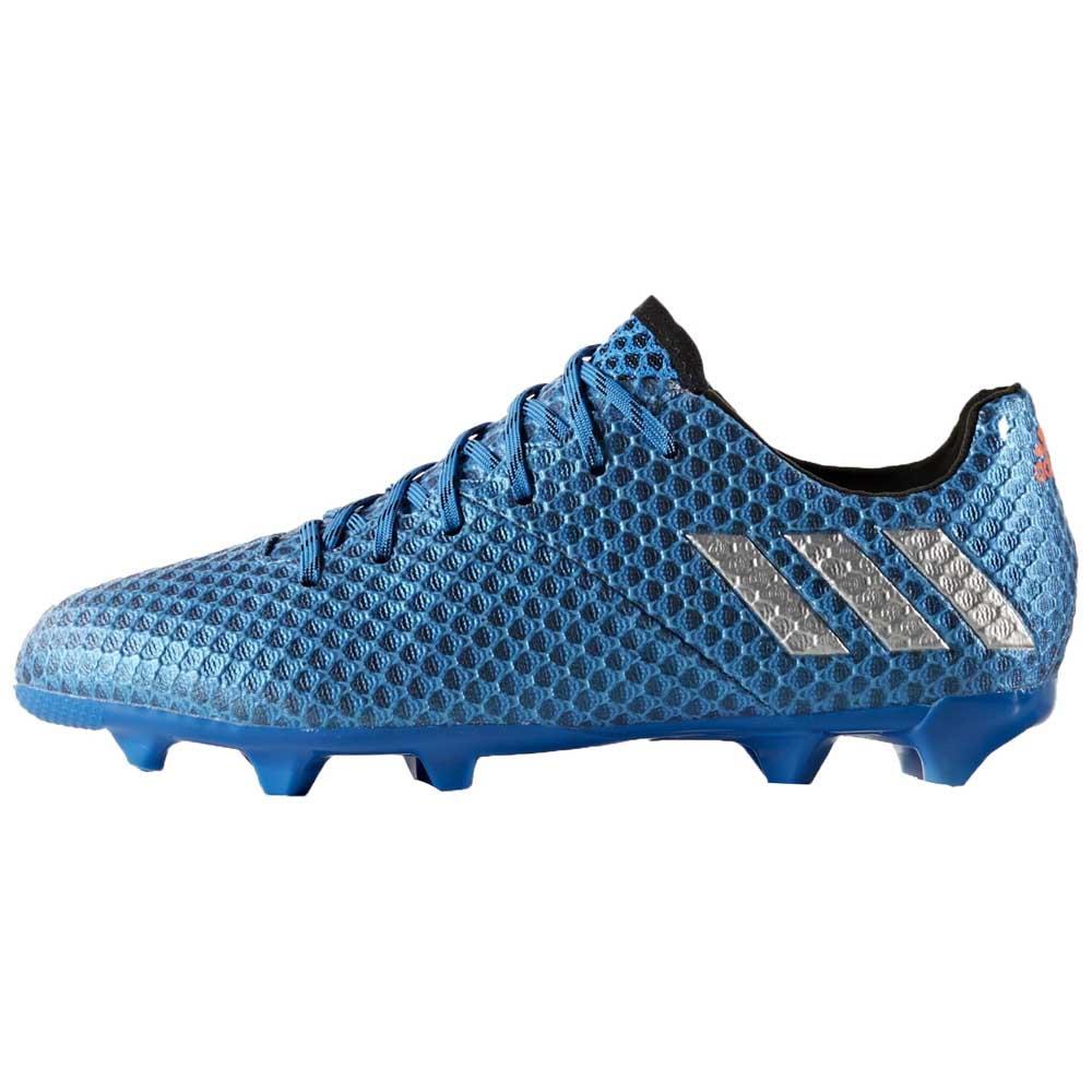 adidas Chaussures Football Messi 16.1 FG Bleu, Goalinn