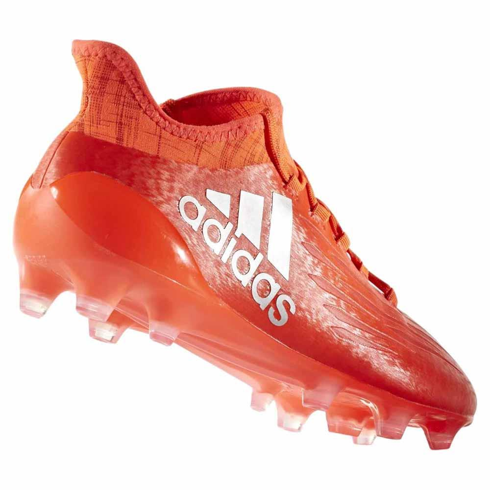 Maravilla Suplemento tirar a la basura  adidas X 16.1 FG AG Red buy and offers on Goalinn
