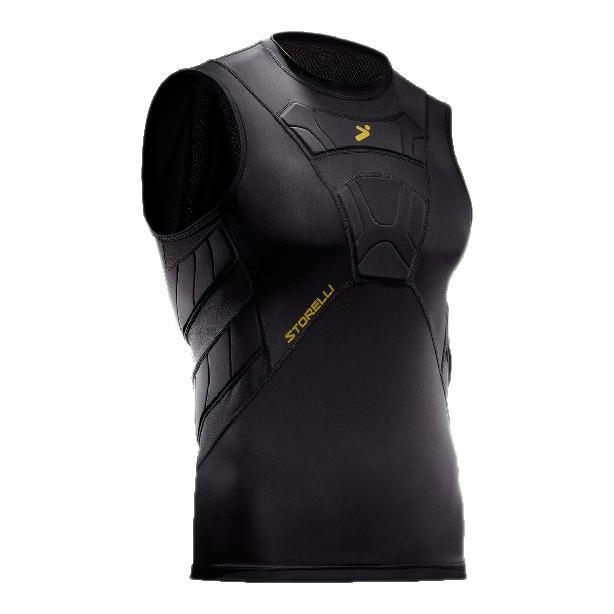 768fc217a471b Storelli Bodyshield Field Player Sleeveless Undershirt Black