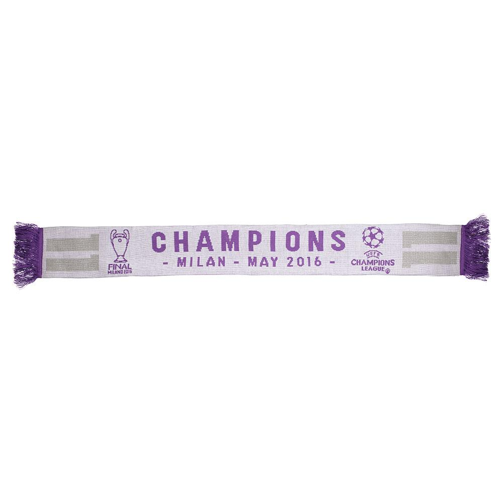 Real Madrid Ucl Winner Scarf