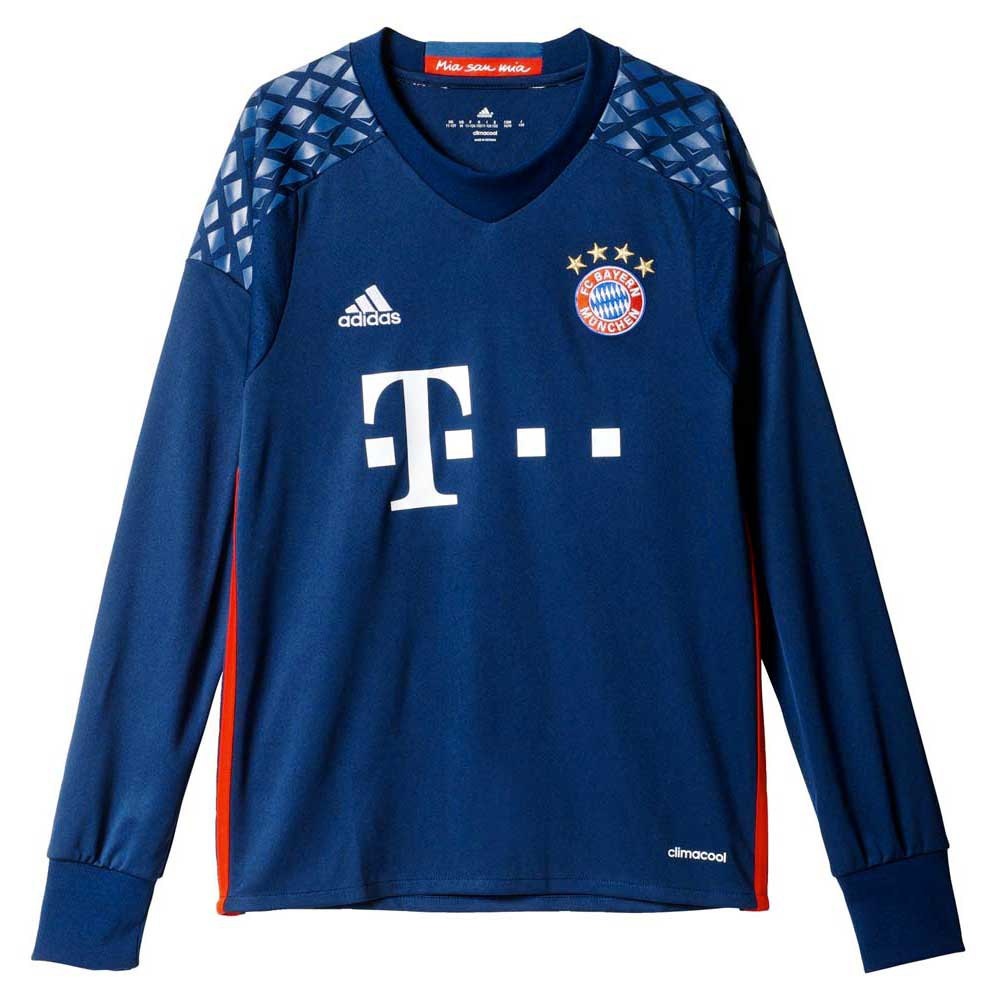adidas FC Bayern Munchen Home Goalkeeper Replica Junior