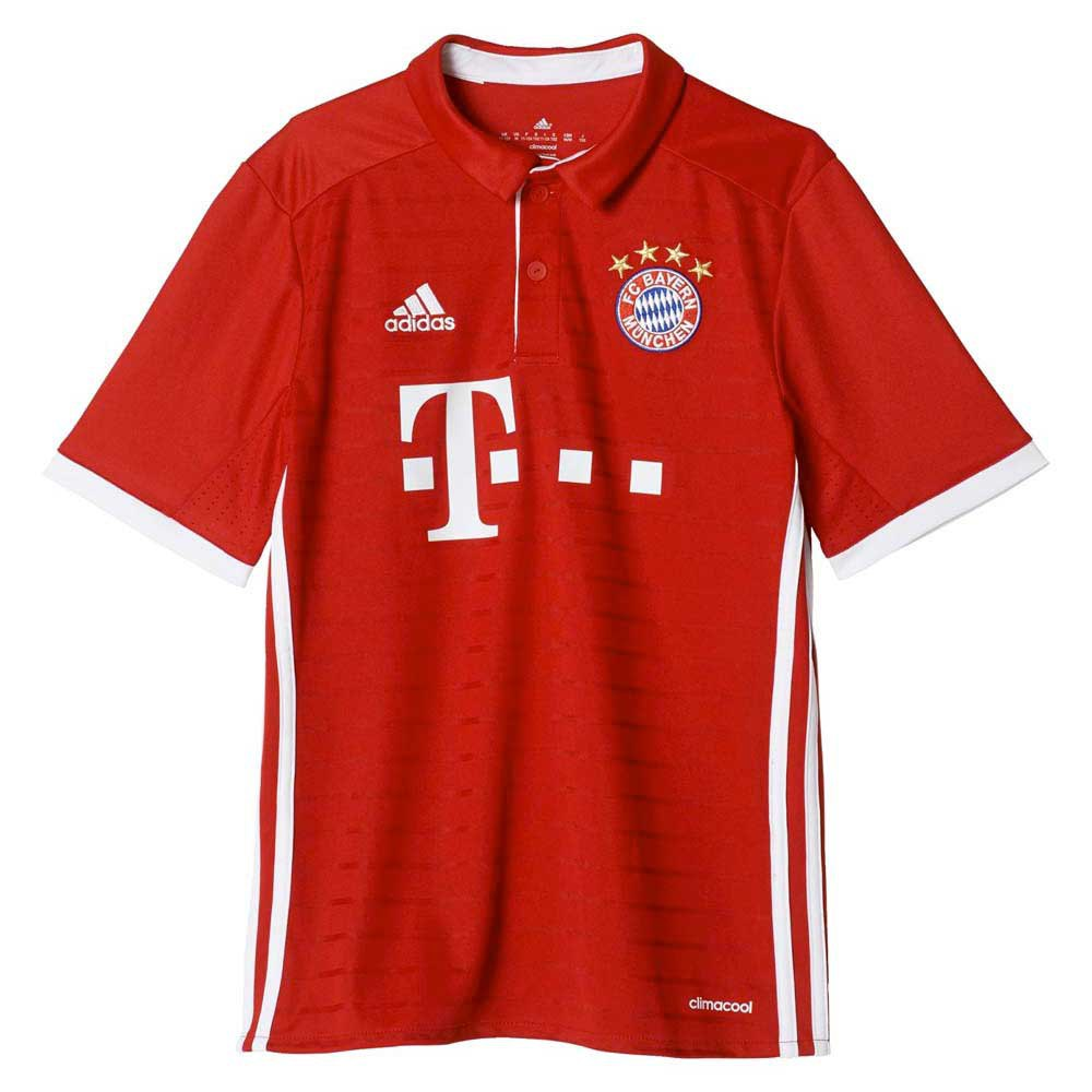 adidas FC Bayern Munchen Home Replica Junior