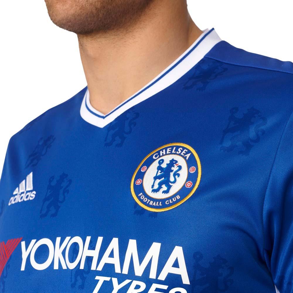 156bdbd2e68 ... adidas Chelsea FC Home Jersey Long Replica ...