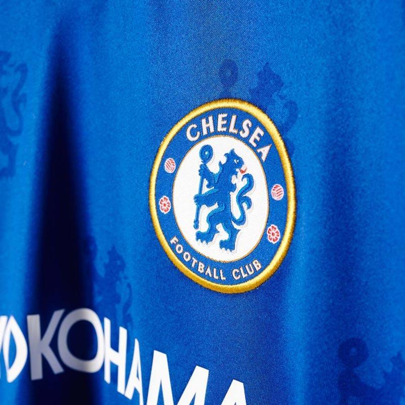 97630057892 ... adidas Chelsea FC Home Jersey Long Junior Replica