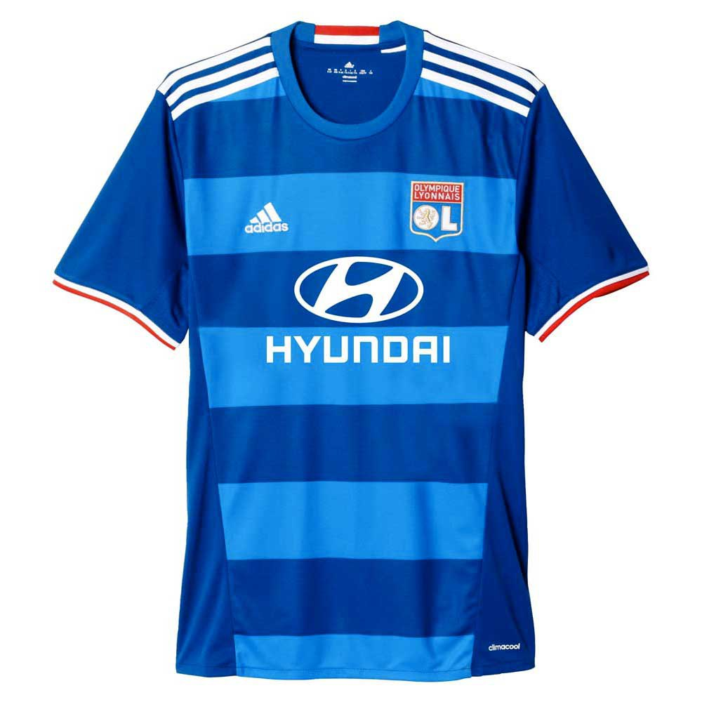 adidas Olympique Lyon Away Replica