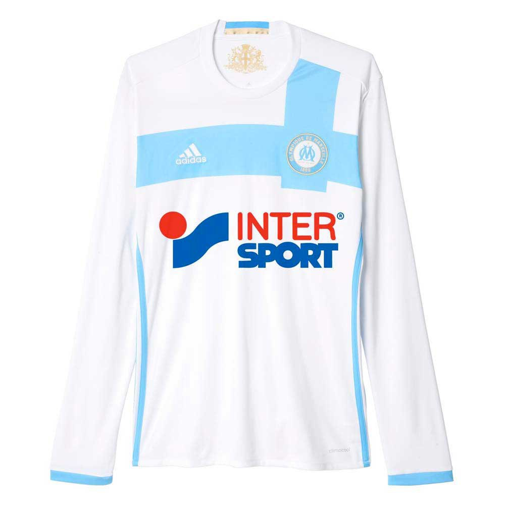 adidas Olympique Marselle Home Long Replica