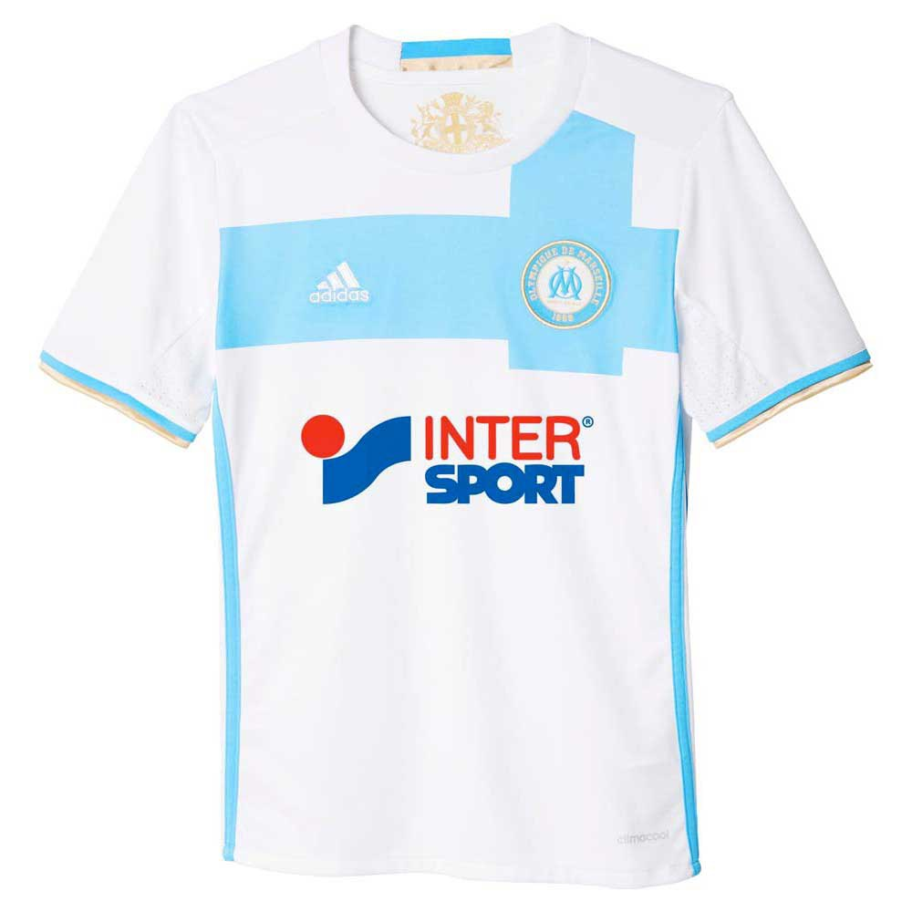 adidas Olympique Marselle Home Junior