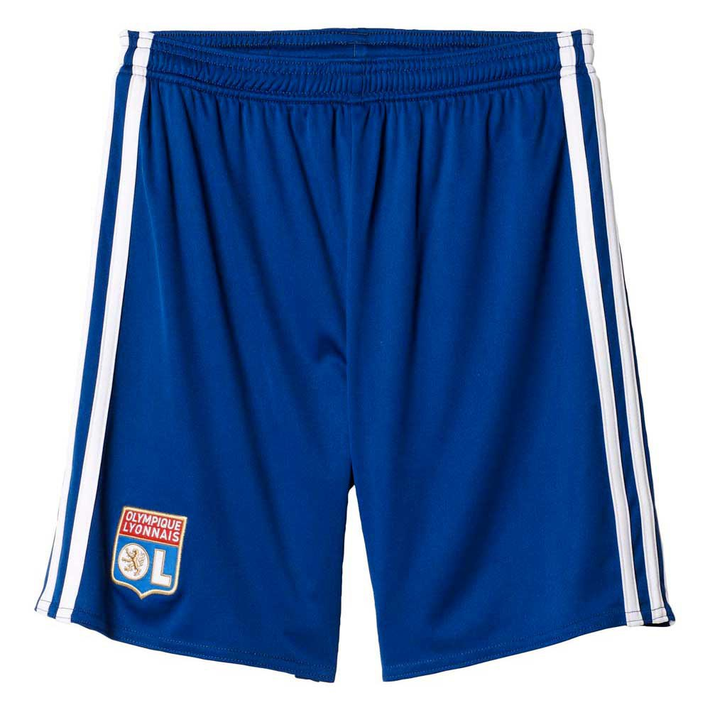 adidas Olympique Lyon Away Shorts Junior