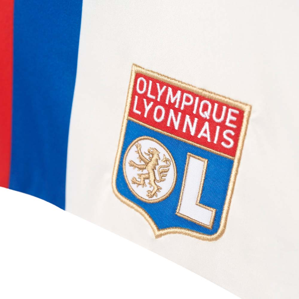 adidas olympique lyon home replica buy and offers on goalinn. Black Bedroom Furniture Sets. Home Design Ideas