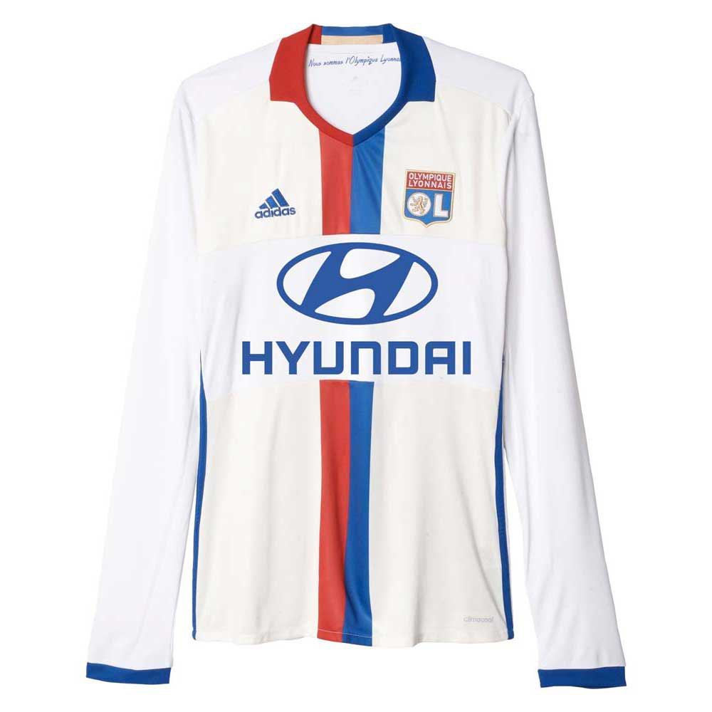 adidas Olympique Lyon Home Long Replica