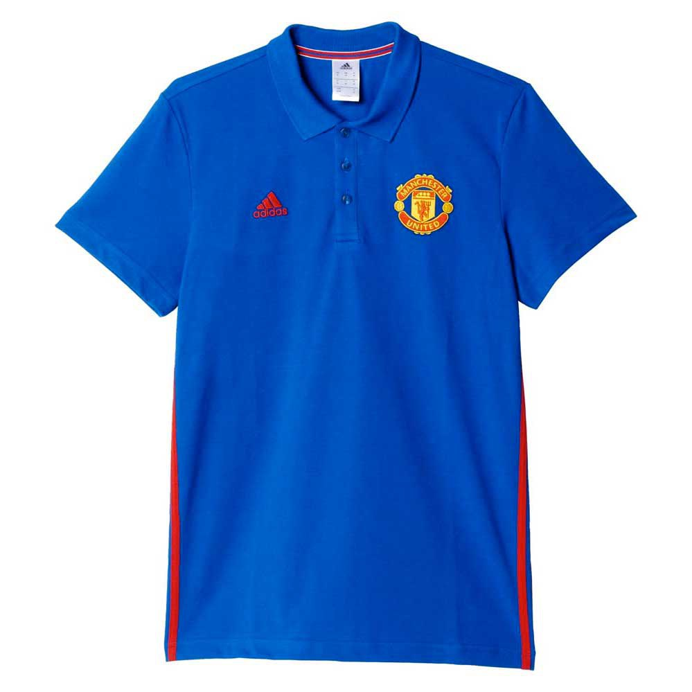adidas Manchester United 3S Polo