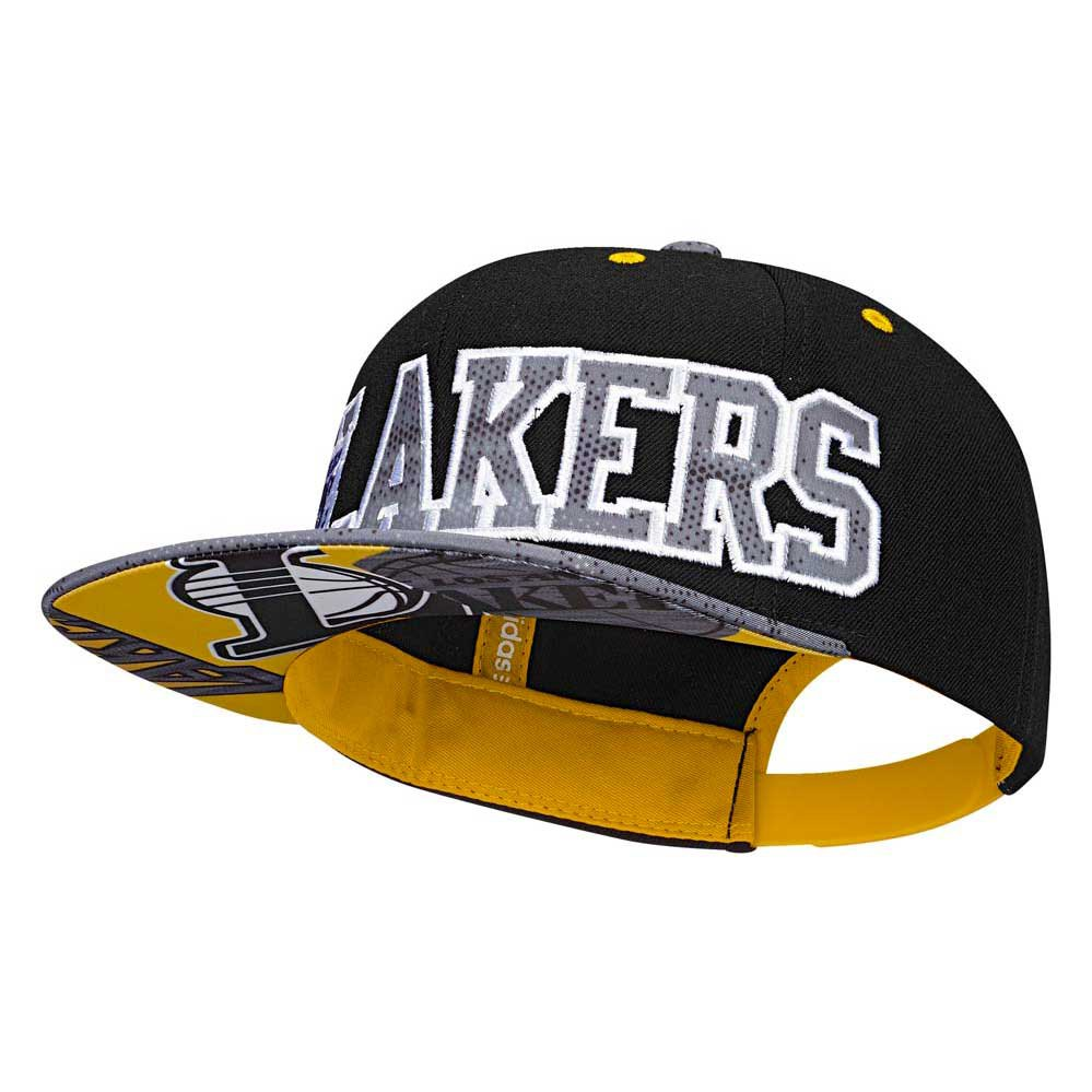 e95637b18cb adidas Flat Cap Los Angeles Lakers buy and offers on Goalinn