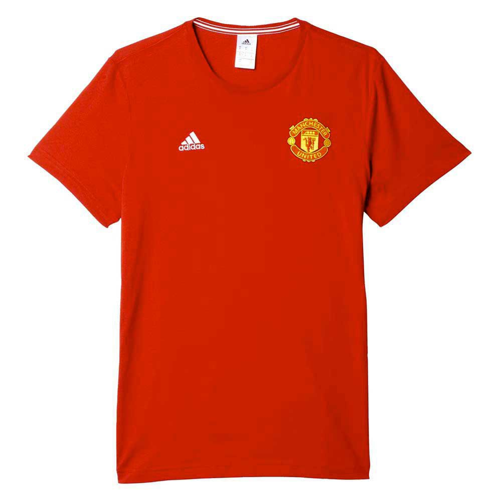 adidas Manchester United FC 3S Tee