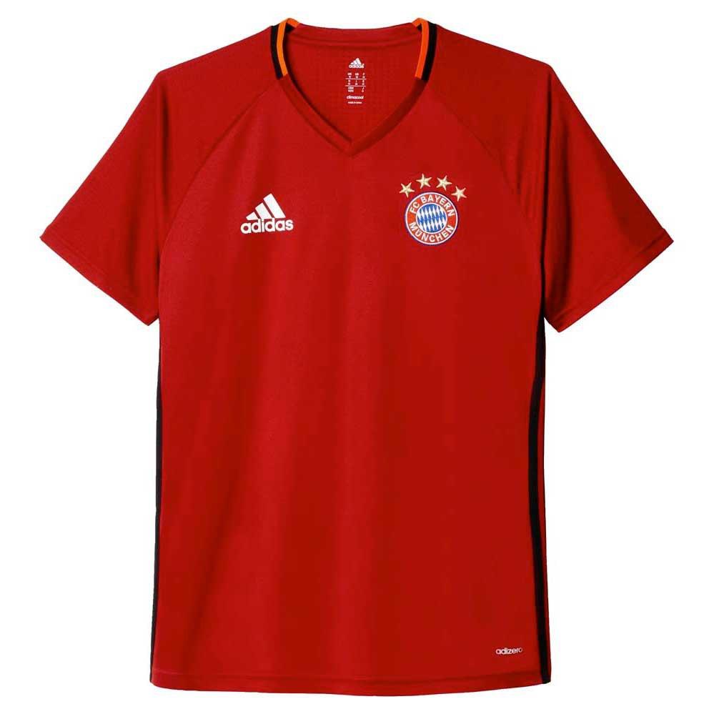 new arrival 1c4c6 95f5b adidas FC Bayern Munchen Training Jersey