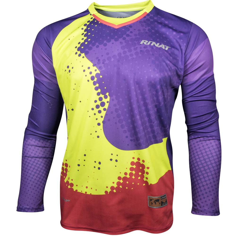 78fca1b6c76 Rinat Hyper Nova Goalkeeper Jersey Junior Purple