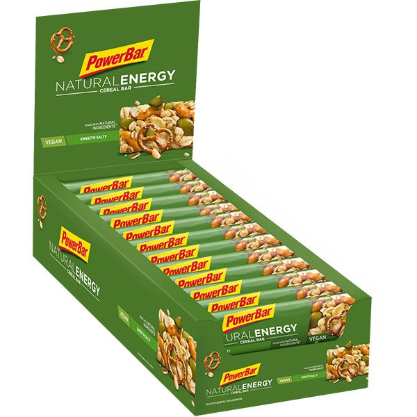 Powerbar Natural Energy Cereal 40gr x 24 Bars