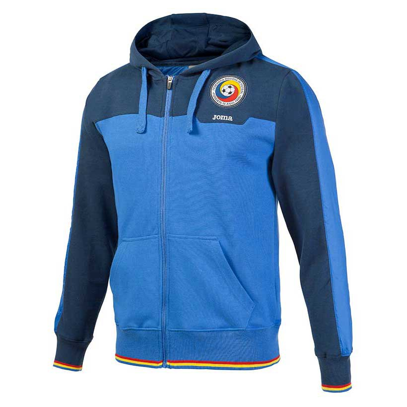 Joma Sweatshirt Hooded Paseo F.A.Rumania